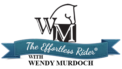 The Effortless Rider - Free Online Workshop with Wendy Murdoch